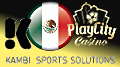 Kambi inks sports betting technology deal with Mexico's PlayCity Casinos