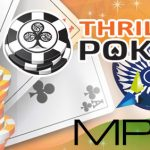 Thrill Poker Live with Microgaming; First Operator on MPN India