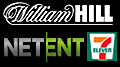 William Hill US bettors can deposit at 7-11; NetEnt games in Hills UK betting shops