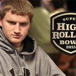 $500,000 Super High Roller Bowl: David Peters Leads After Day 1