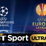 BT Sport Set to Launch First 4K Ultra HD Live Sports Package; Champions League Moving Lock Stock, and God Help Us All