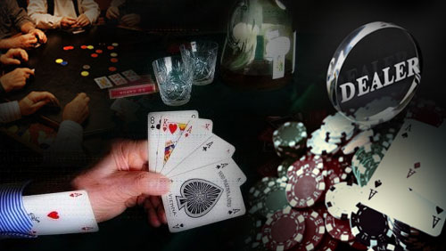 Cheating is a Part of Poker Like Cards, Chips and Dealer Buttons
