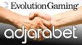 Evolution enter Georgia via Adjarabet, launch Belgian live dealer studio