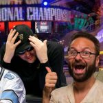 WSOP National Championships Day 1: Hellmuth and Riess Fall; Negreanu and Nitsche in Contention With 49 Left