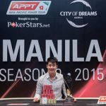 Aaron Lim Wins APPT9 Manila to Become First Double Champion