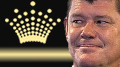 "James Packer stepping down as Crown Resorts chairman after ""mixed"" fiscal year"