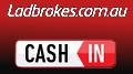 Ladbrokes Australia intro cash-in feature