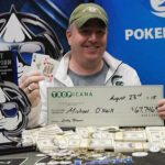 Mike O'Neill Wins MSPT Tropicana Evansville; Alex Yen 2nd Again