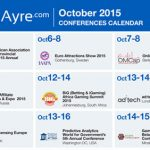 CalvinAyre.com Featured Conferences & Events: October 2015