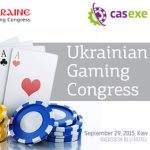 CASEXE becomes Silver Sponsor of Ukrainian Gaming Congress