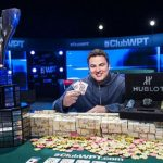 David Paredes Wins the World Poker Tour Borgata Poker Open