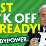 UK ad watchdog clears Paddy Power's F**K Off Sepp Blatter ad