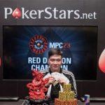 Yue Feng Pan Wins the Macau Poker Cup Red Dragon