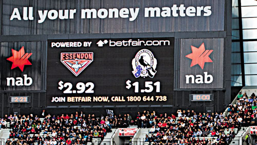 afl-clubs-sign-up-to-responsible-gambling-charter