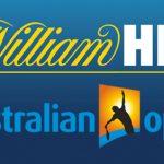 Australian Open & William Hill announce world first
