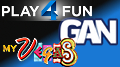 GAN ink first Vegas deal; Play4Fun launch in Washington; myVegas adds Borgata