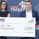 Matchbook Traders Conference donates ticket proceeds to Right To Play charity