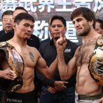 Narantungalag Jadambaa And Marat Gafurov Set For One Featherweight World Championship Bout