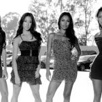 Royal Flush Girls Step Down From WPT Montreal Final Table Photo Shoot