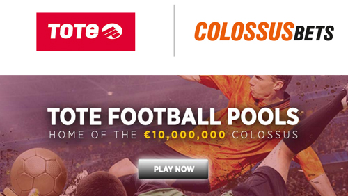 Tote Ireland becomes world's first horseracing tote to offer Colossus Bets sports pools