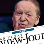 Las Vegas Review-Journal's secret buyer was Sheldon Adelson