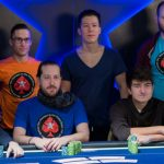 Players Wear PokerStars Protest T-Shirts at EPT Prague €50k Super High Roller Final Table