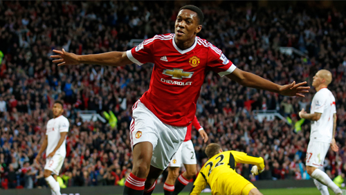 Anthony Martial Could Cost Man United Upwards of £60m