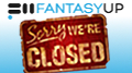 FantasyUp goes belly-up; Boom Fantasy speeds up daily fantasy sports