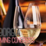 Surprise from Georgia Gaming Congress: free wine tasting