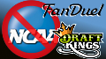 DraftKings, FanDuel to stop offering fantasy contests on college sports