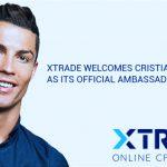 XTrade Announced Cristiano Ronaldo as its Official Ambassador