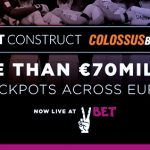 BetConstruct launch Colossus Bets' football pools and announce €70,000,000 of jackpots for Euro 2016