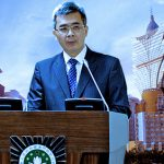 Macau taps security chief to join gaming commission