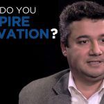 Shared Experience – How do you inspire innovation?