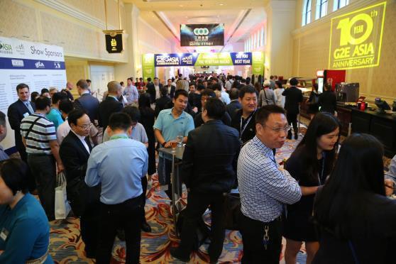 Asian gaming expo