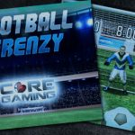 Score with CORE Gaming's new 'Football Frenzy' instant win game