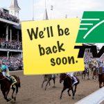 """Human error"" knocked TVG wagering site offline during Kentucky Derby"