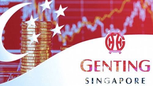 Genting Singapore Q2 net loss narrows by 38%