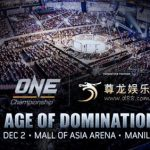 One Bantamweight World Championship Bout Added To One: Age Of Domination