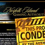 "Australia dismantles ""beyond redemption"" Norfolk Island Gaming Authority"