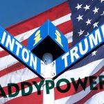 Paddy Power starts doubting Clinton payout as Trump narrows gap