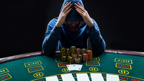 Poker And The Art of Negative Visualisation