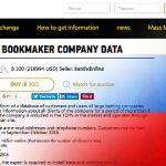 Russian online bookies deny claims of customer data hacks