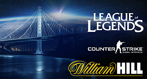 Image result for william hill esports