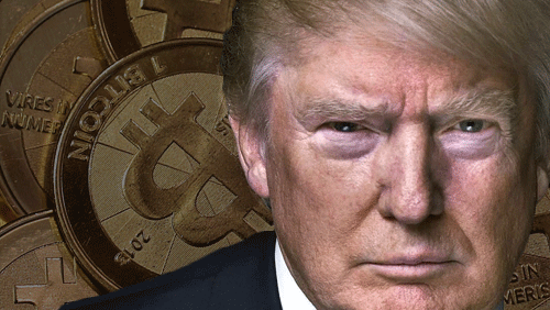 Bitcoin price could leap over $2,000, thanks to Donald Trump