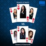 888Poker host Queen's Clash at 888Live King's Festival