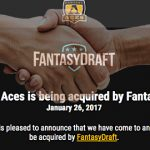 FantasyDraft acquire Fantasy Aces; Illinois, Iowa new DFS bills