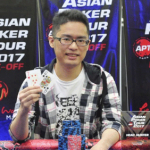GACKT rules Main Event Day 1A; Hung Sheng Lin wins Head Hunter event