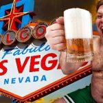 Las Vegas celebrates third straight year of record visitation