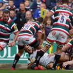 LeoVegas.com announces Leicester Tigers partnership